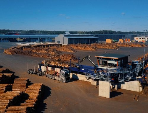 Toftan AS – the fastest and most efficient sawmill in the Baltics