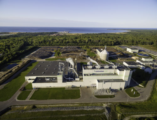 Estonian Cell – Europe's Largest Producer of Aspen Bleached-Chemi-Thermo-Mechanical Pulp