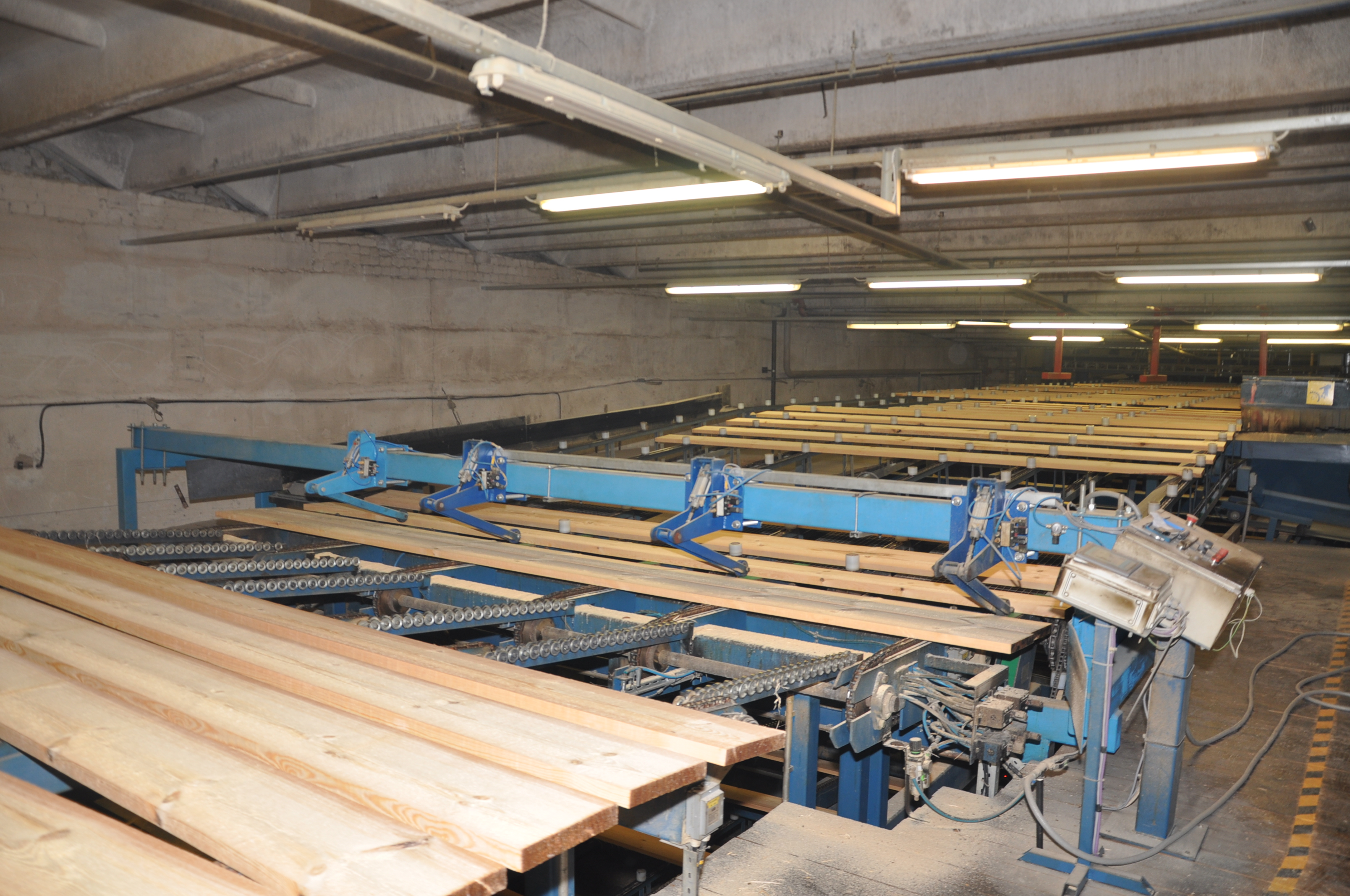Toftan AS – The Fastest And Most Efficient Sawmill in the