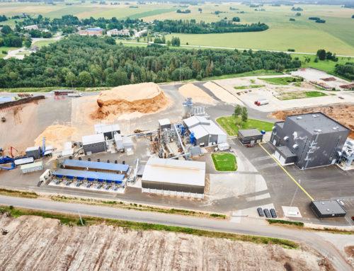 Graanul Invest – Europe's Biggest Pellet Producer