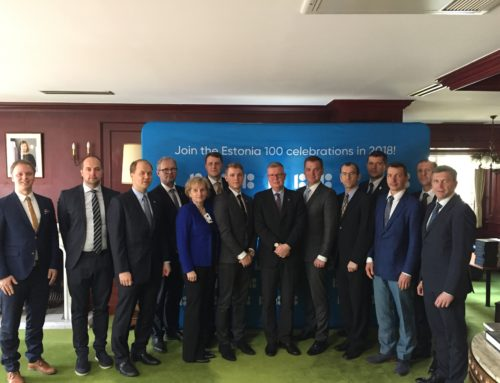 The Estonian Woodworking Industry Development Cluster´s study visit to Japan