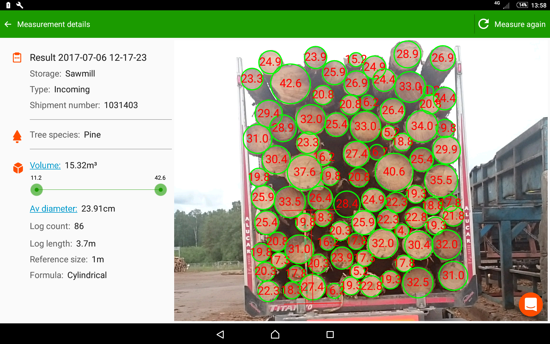 Digital revolution in the Estonian forestry and wood